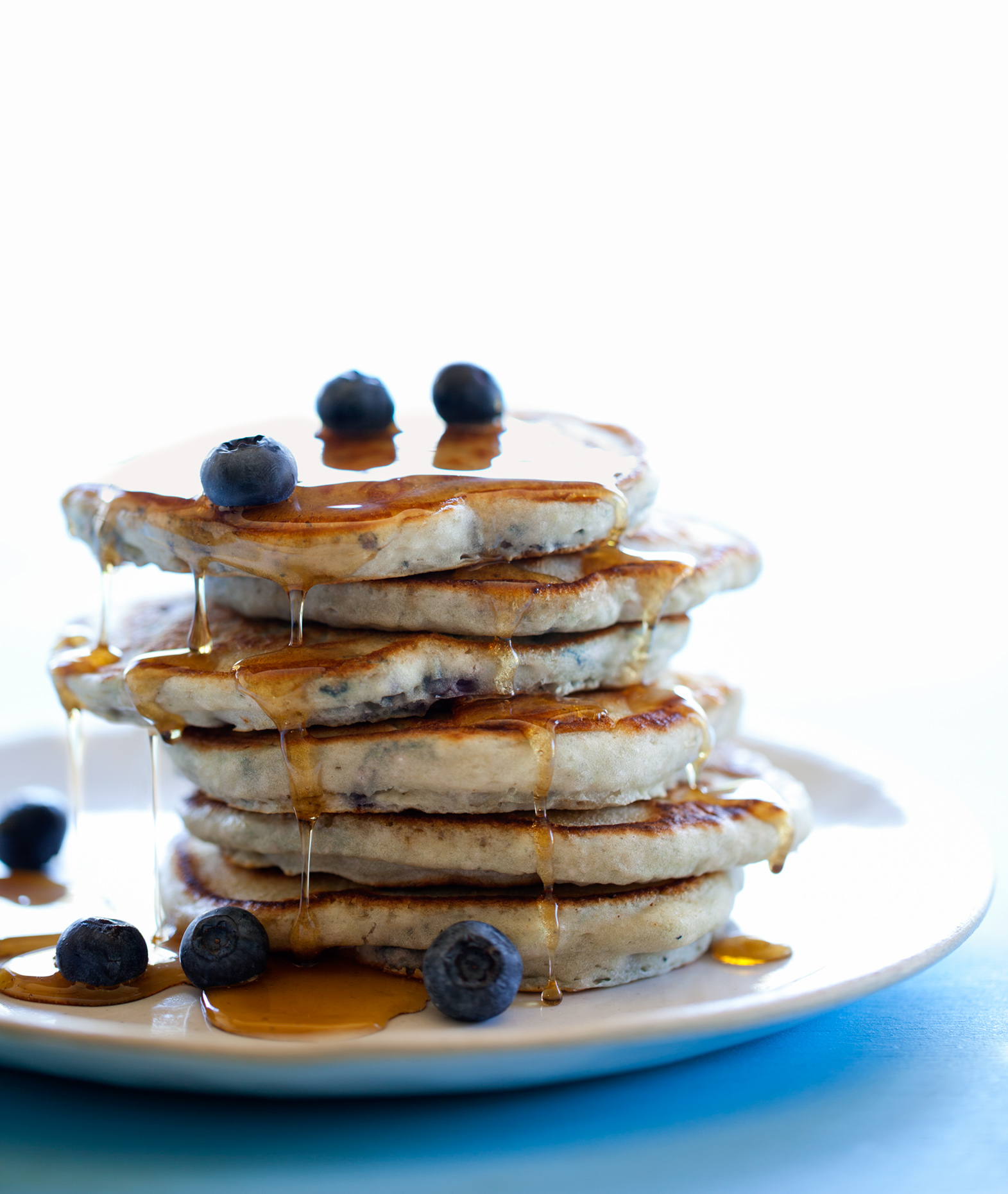 Pancakes - by Food and Product photographer Teri Lyn Fisher