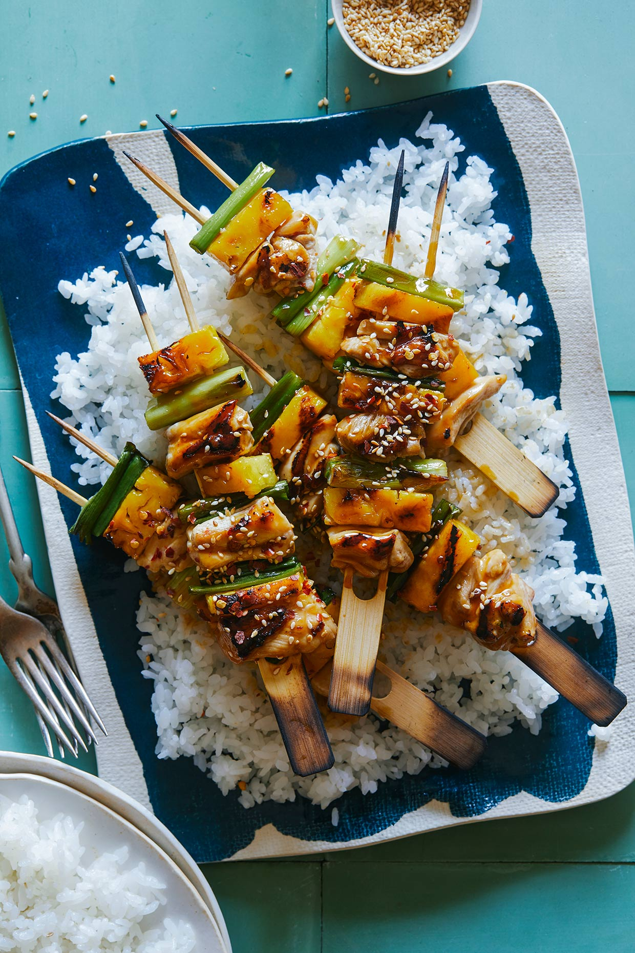 Grilled_Chicken_Pineapple_Yakitori_food_photographer_los_angeles
