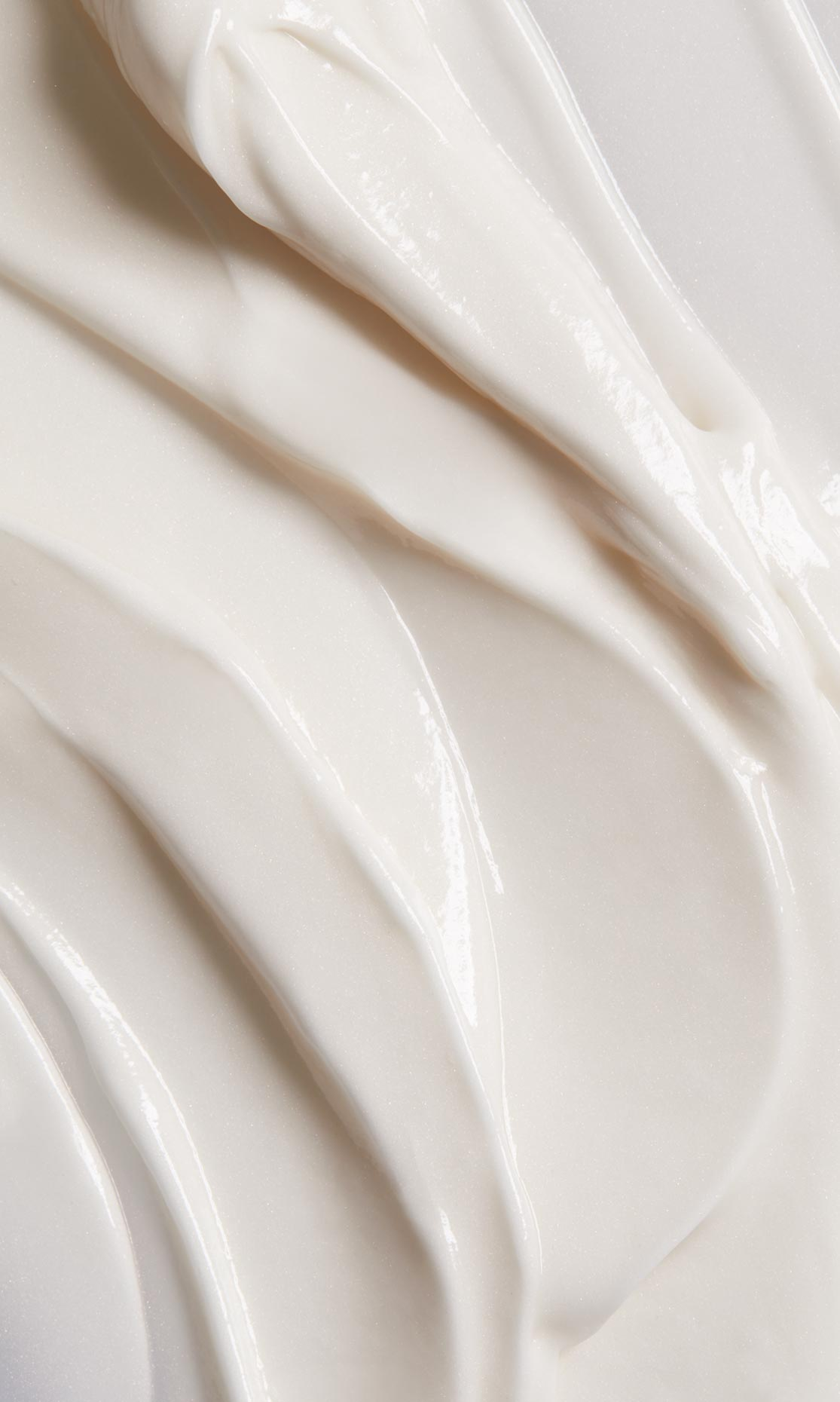 Shimmer cream by Teri Lyn Fisher, cosmetic photographer