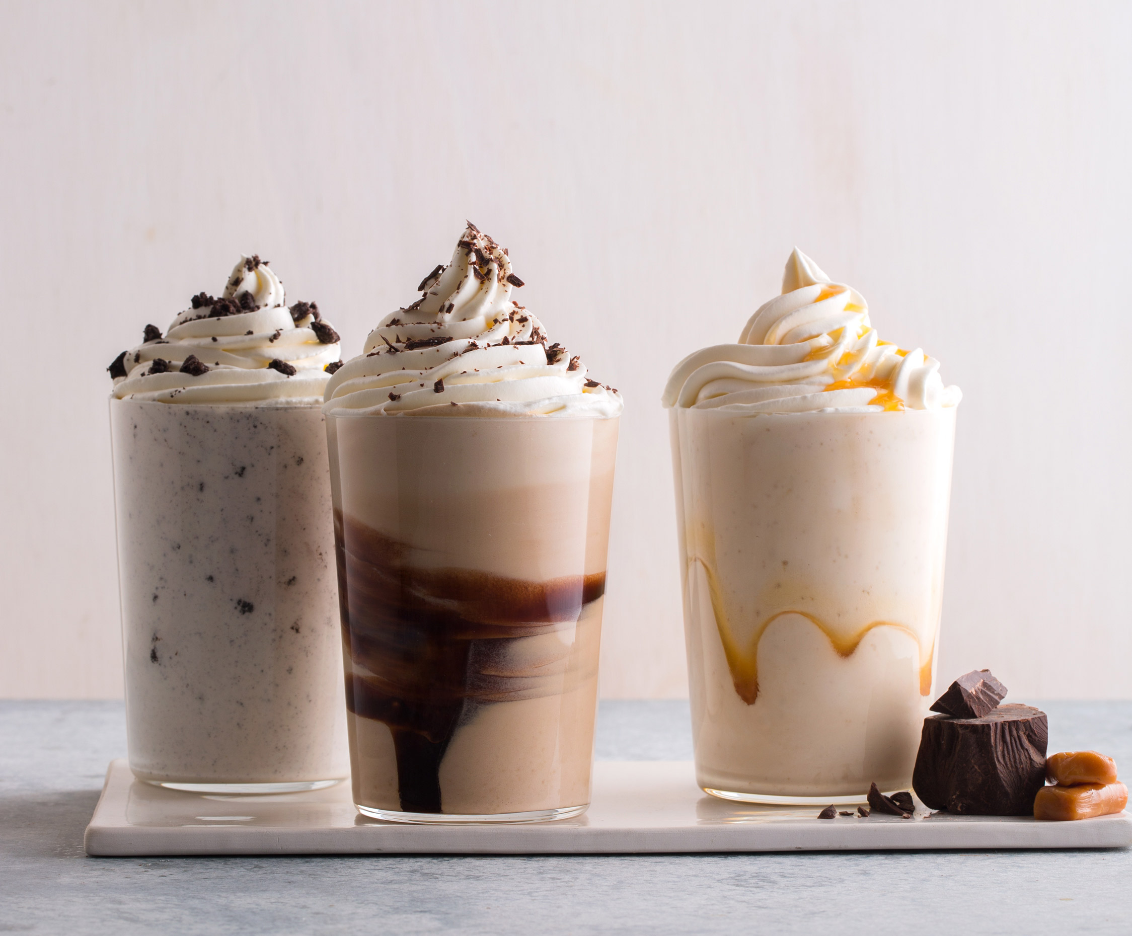 Milkshakes by Teri Lyn Fisher a commerical food photographer