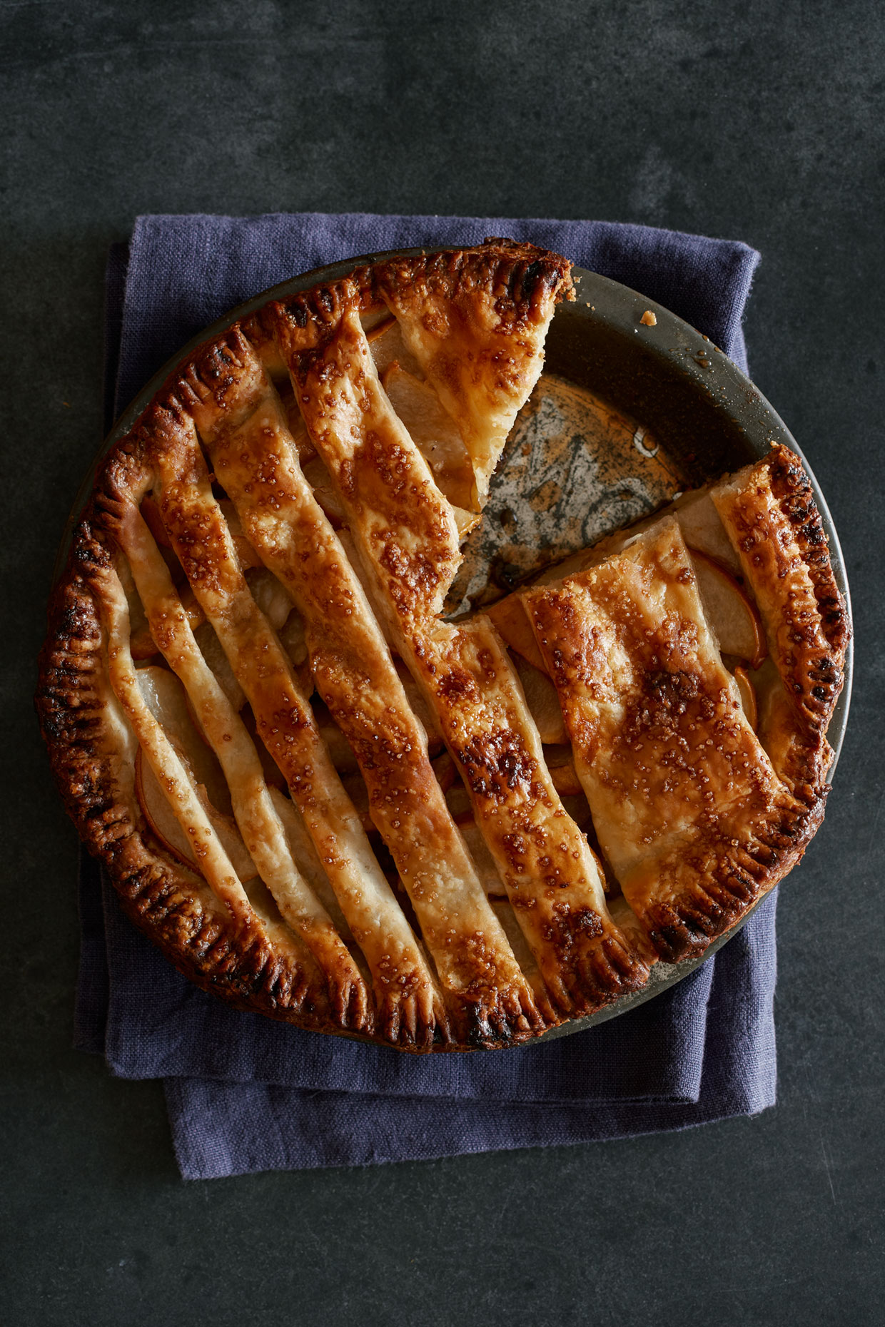 Pie photography by Teri Lyn Fisher a food photographer