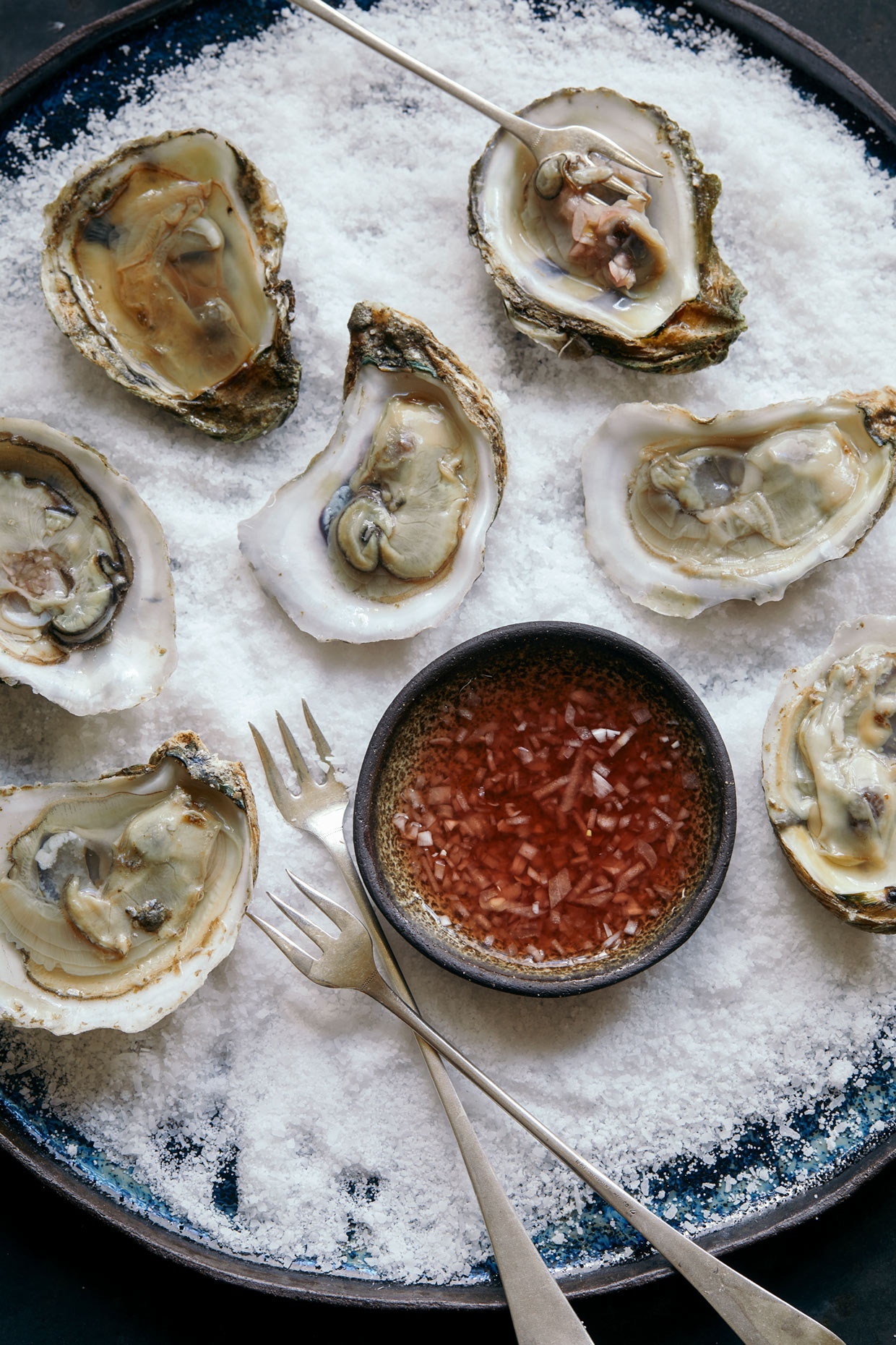 Oysters - Food and Product Photographer Los Angeles