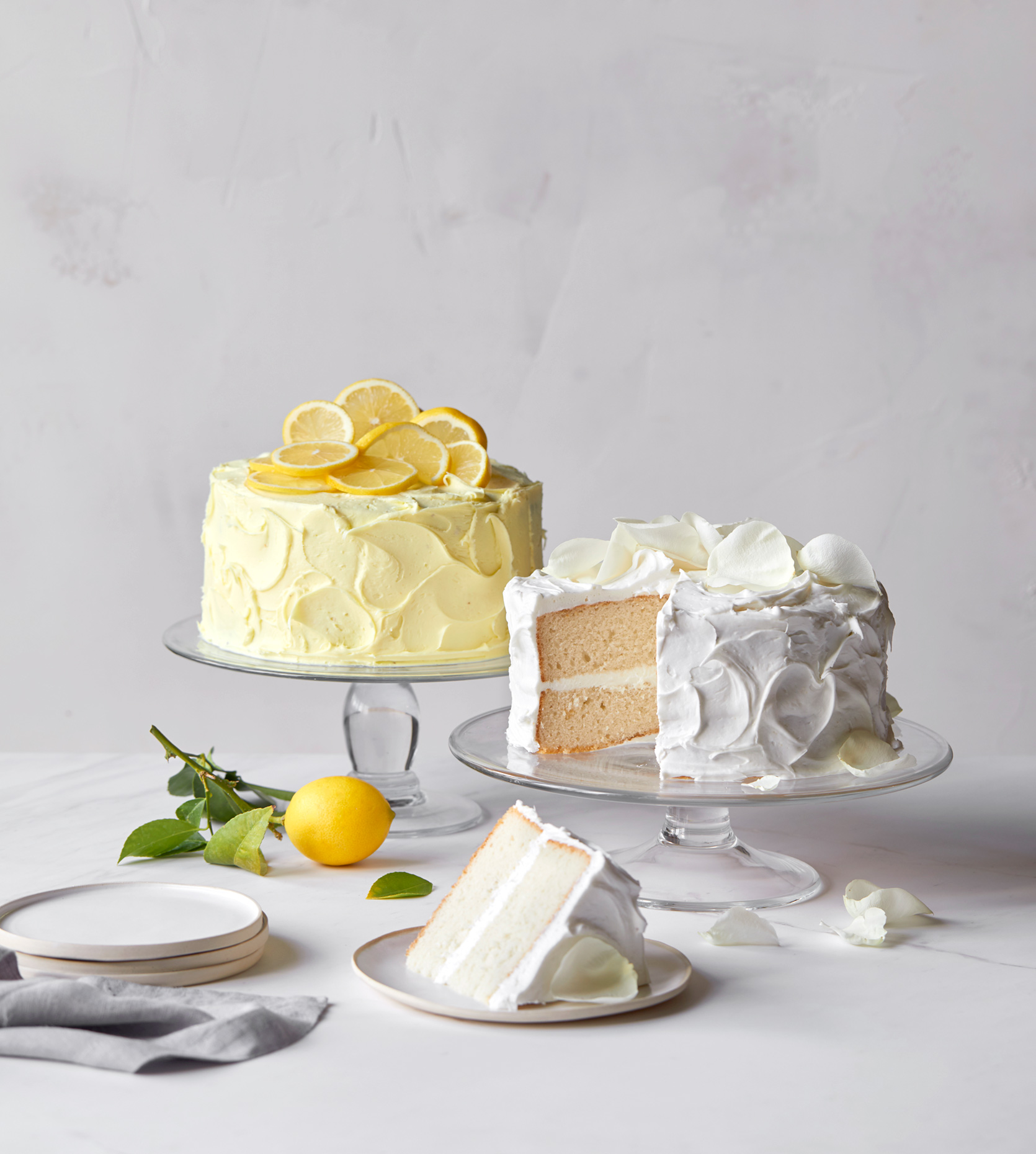 Cake photography by Los Angeles Food photographer Teri Lyn Fisher