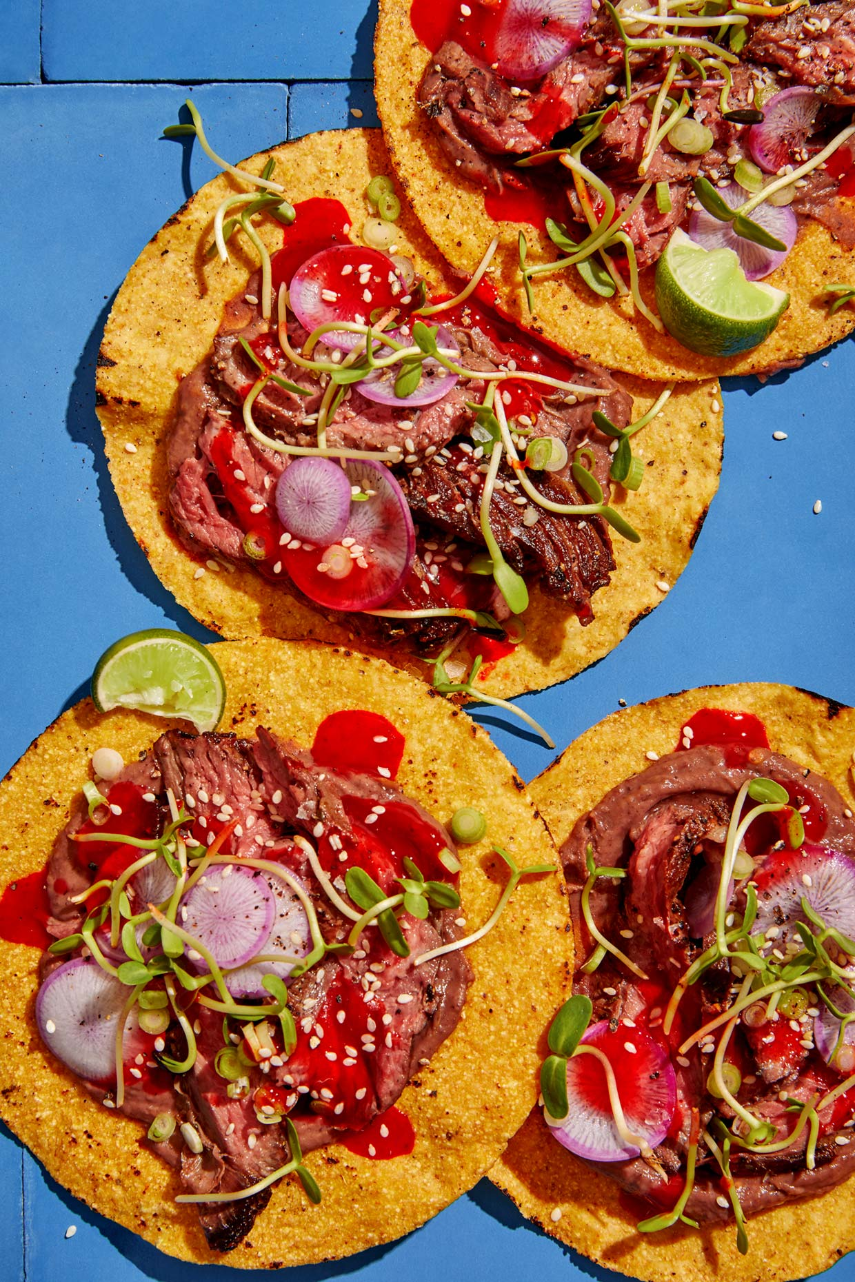 Tostadas by Teri Lyn Fisher Food Photographer